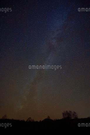 星空の弟子屈の写真素材 [FYI02680987]