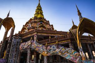 タイ ワット・プラタート・ソーンケーオの写真素材 [FYI02681015]