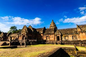 タイ パノムルン歴史公園の写真素材 [FYI02681054]