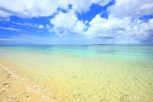 西表島・中野海岸の写真素材 [FYI02681059]