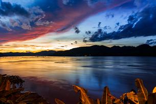 メコン川,タイ王国の写真素材 [FYI02681079]