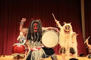 五風なまはげ太鼓ライブの写真素材 [FYI02681098]