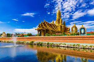 タイ エンシェントシティの写真素材 [FYI02681142]