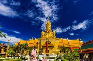 タイ エンシェントシティの写真素材 [FYI02681306]