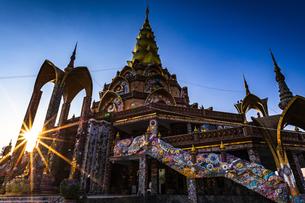 タイ ワット・プラタート・ソーンケーオの写真素材 [FYI02681415]