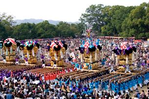 新居浜太鼓祭りの写真素材 [FYI02681477]