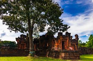 タイ  プーアイノーイ遺跡の写真素材 [FYI02681518]