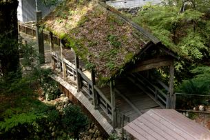 坂本龍馬脱藩の道 御幸の橋の写真素材 [FYI02681783]