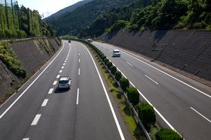 松山自動車道の写真素材 [FYI02681839]