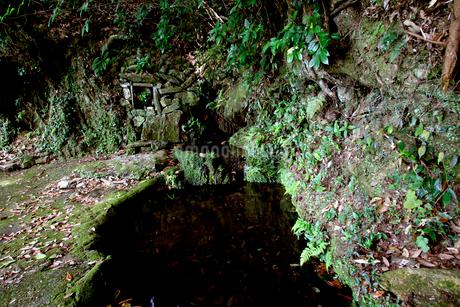 坂本龍馬脱藩の道 大清水の写真素材 [FYI02681948]