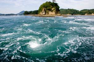 鯛崎島 荒神瀬戸の写真素材 [FYI02681967]