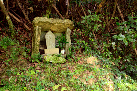 坂本龍馬脱藩の道 白岩の写真素材 [FYI02681973]