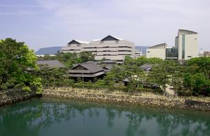讃岐高松城跡 披雲閣の写真素材 [FYI02681980]