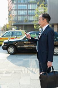 シニアのビジネスマンの写真素材 [FYI02682142]
