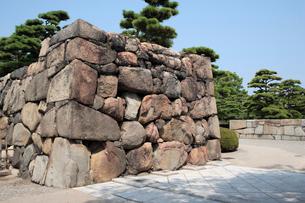 讃岐高松城桜御門跡の写真素材 [FYI02682172]
