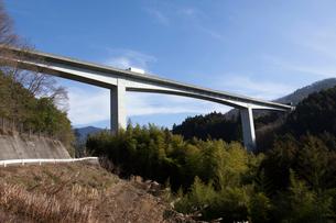 松山自動車道の写真素材 [FYI02682206]