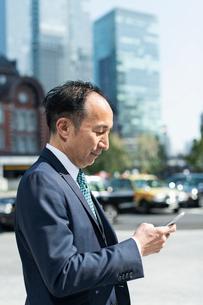 シニアのビジネスマンの写真素材 [FYI02682211]