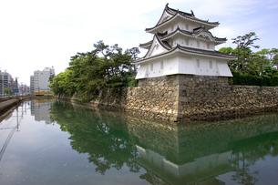 讃岐高松城 艮櫓の写真素材 [FYI02682223]