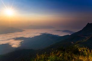 タイ チェンライ ドーイパタンの写真素材 [FYI02682345]