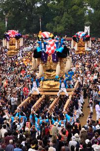 新居浜太鼓祭りの写真素材 [FYI02682481]