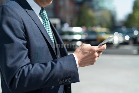 シニアのビジネスマンの写真素材 [FYI02682547]
