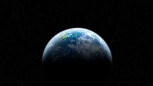 CG・地球の写真素材 [FYI02682745]