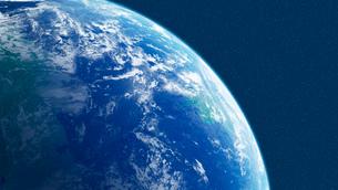 CG・地球の写真素材 [FYI02682746]