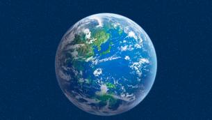 CG・地球の写真素材 [FYI02683195]