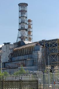 チェルノブイリ原発の写真素材 [FYI02686481]