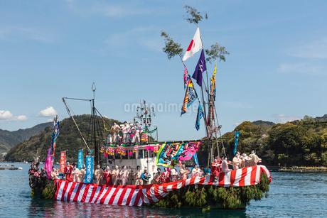 大瀬祭りの写真素材 [FYI02686589]