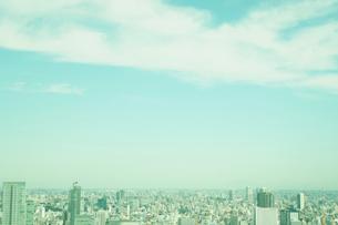 東京の街並み 東京駅周辺の写真素材 [FYI02686632]
