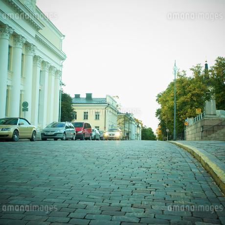 ヘルシンキの街並み フィンランドの写真素材 [FYI02686645]