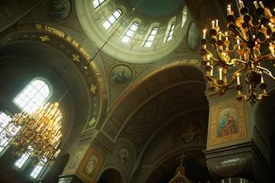 ウスペンスキー寺院 フィンランドの写真素材 [FYI02686700]