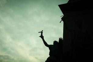 ヘルシンキ大聖堂 フィンランドの写真素材 [FYI02686909]