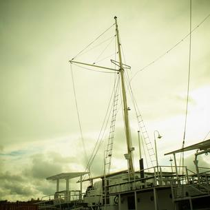 船のマストの写真素材 [FYI02687030]