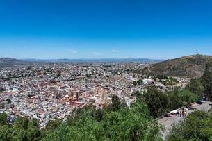 サカテカスの街並みの写真素材 [FYI02687518]