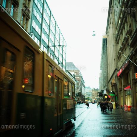ヘルシンキの街並み フィンランドの写真素材 [FYI02687639]