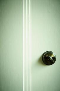 ドアの鍵の写真素材 [FYI02687689]