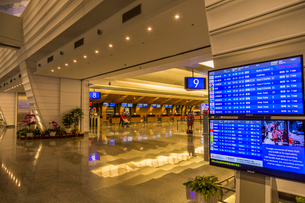 台湾桃園国際空港の写真素材 [FYI02687709]