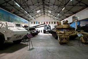 ソミュール戦車博物館の写真素材 [FYI02687814]