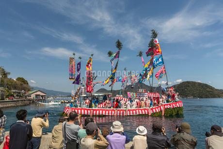 大瀬祭りの写真素材 [FYI02688048]