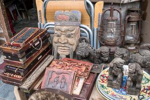 潘家園旧貨市場の写真素材 [FYI02688202]