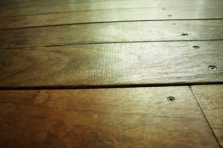 フローリングの床の写真素材 [FYI02688660]