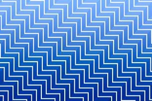 並ぶ山型の線の模様 CGのイラスト素材 [FYI02688669]