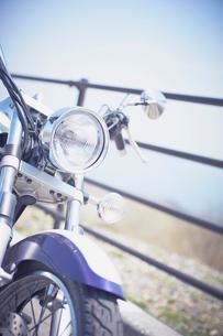 バイクの写真素材 [FYI02688828]