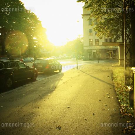 ヘルシンキの街並み フィンランドの写真素材 [FYI02689027]