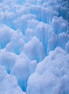 大禅の滝の氷柱の写真素材 [FYI02689075]