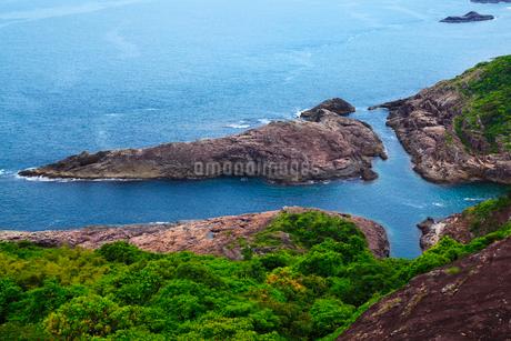 日向岬 クルスの海の写真素材 [FYI02689473]
