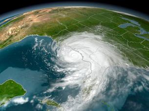 Hurricane Dennisの写真素材 [FYI02689653]