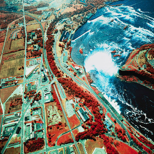 Niagara Fallsの写真素材 [FYI02691035]
